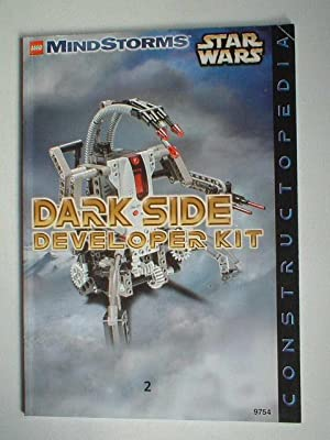 Lego Mindstorms Star Wars Dark side developer kit 9754: book 2: Anon