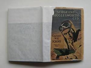 Sergeant Bigglesworth C. I. D.: Johns, Captain W.