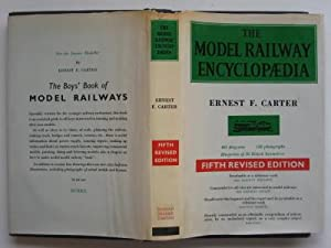 The model railway encyclopaedia: Carter, Ernest F.