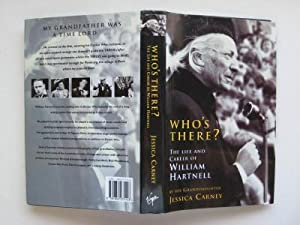 Who's there?: the life and career of: Carney, Jessica