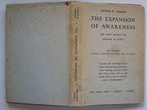 The expansion of awareness: one man's search: Osborn, Arthur W.