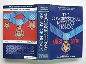 The Congressional Medal of Honor: the names,: Sharp & Dunnigan