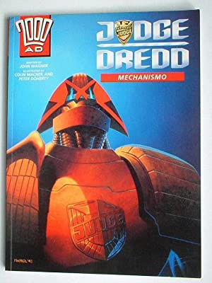 Judge Dredd: mechanismo: Wagner, John &