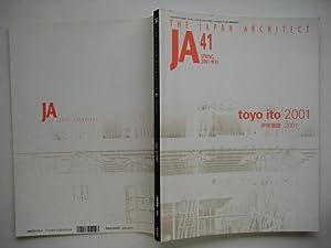 Japan Architect no. 41, Spring 2001: Yoshida, Nobuyuki (ed.)