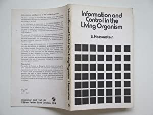 Information and control in the living organism: Hassenstein, Bernhard