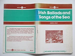 Irish ballads and songs of the sea: Healy, James N.