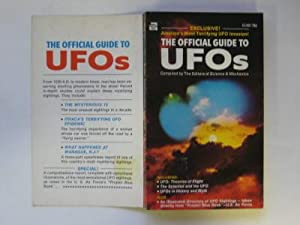 The official guide to UFOs: The Editors of