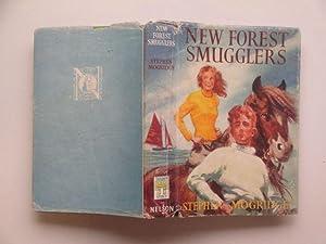 New Forest smugglers: Mogridge, Stephen
