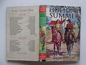 Holiday summer: Merwin, Decie