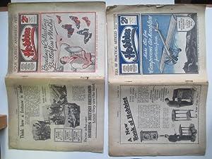 Hobbies: nos. 1868(August 8, 1931) & 1870(August: Various