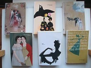 Jane Austen complete set of novels: Pride: Austen, Jane