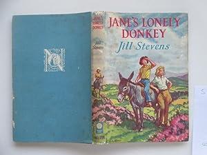 Jane's lonely donkey: Stevens, Jill