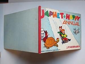 Japhet & Happy annual: Horrabin, J. F.