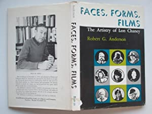 Faces, forms, films: the artistry of Lon: Anderson, Robert G.