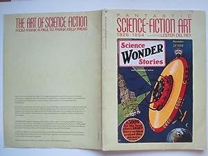 Fantastic science-fiction art 1926 - 1954: Del Rey, Lester