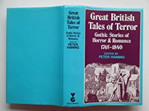 Great British tales of terror: gothic stories: Haining, Peter