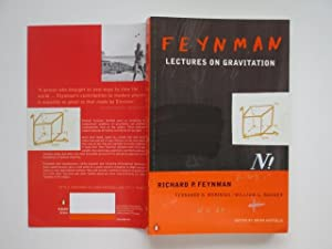 Feynman: lectures on gravitation: Feynman, Richard P.;