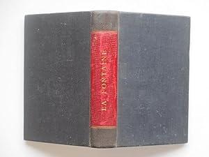 Fables de la Fontaine: suivies d'Adonis poeme: Fontaine, Jean de