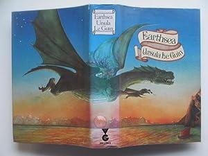 Earthsea: an omnibus volume containing A wizard: le Guin, Ursula
