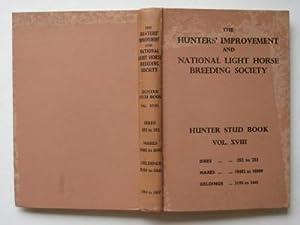 The Hunters' Improvement and National Light Horse: Holland-Martin, Thurstan et