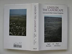 Lines on the landscape: leys and other: Pennick, Nigel &