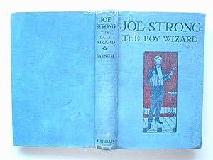 Joe Strong, the Boy Wizard: Barnum, Vance