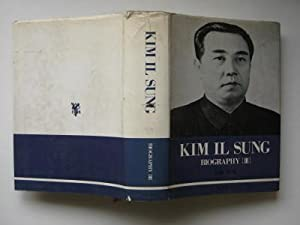 Kim Il Sung biography (iii): from independent: Bong, Baik