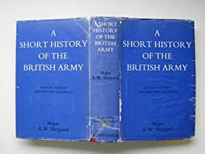 A short history of the British Army: Sheppard, Major E.