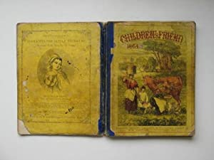 The Children's Friend annual for boys and girls, volume vii, 1864: Anon