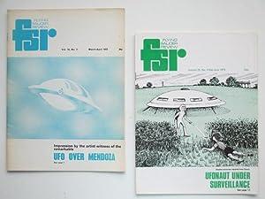 Flying Saucer Review: Vol 18 No. 2: Bowen, Charles (ed)