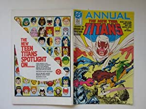 Annual - The New Teen Titans (August: Wolfman, Marv; Byrne,