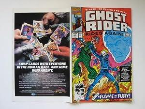 The Original Ghost Rider rides again: Temptations: Anon
