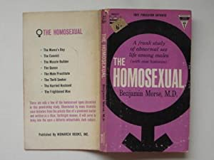 The homosexual: a frank study of abnormal: Morse, Benjamin