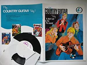 Play country guitar today: a short cut: Ackley, Jerry