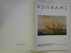 Bonhams Knightsbridge Marine pictures and works of: Wilson, Douglas Chome