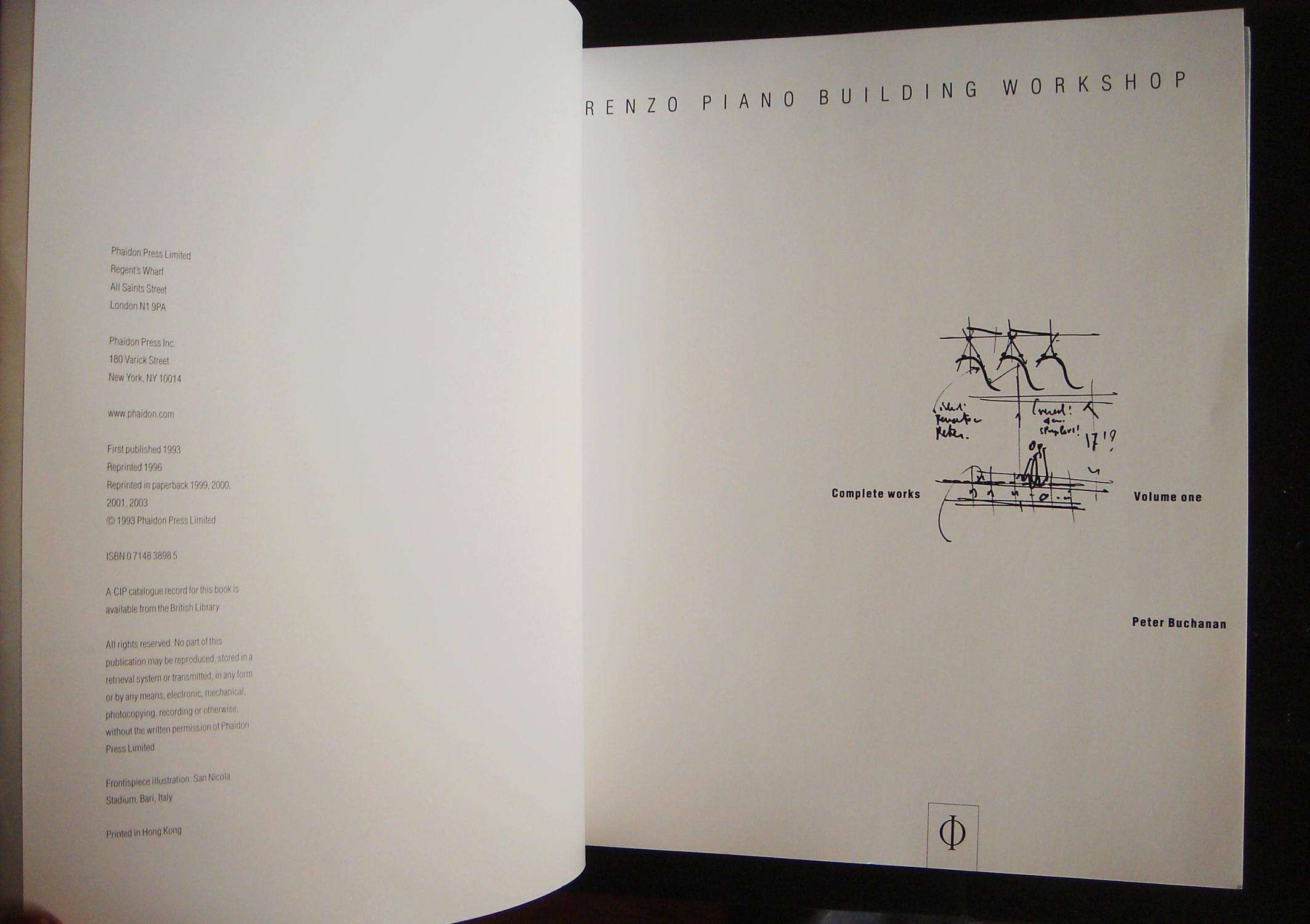 Renzo Piano Building Workshop: Complete