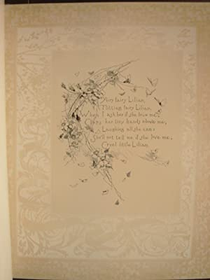 Fairy Lilian and Other Poems: Alfred Tennyson
