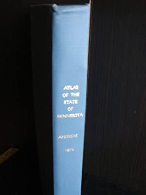 Illustrated Historical Atlas of the State of: unknown