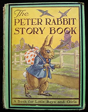 The Peter Rabbit Story Book for Little Boys and Girls