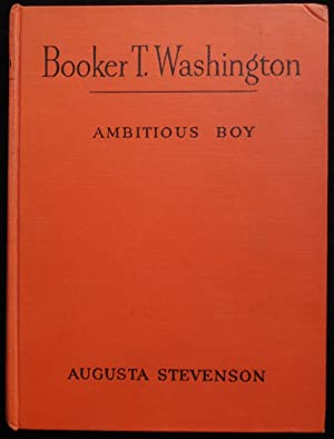 Booker T. Washington Ambitious Boy