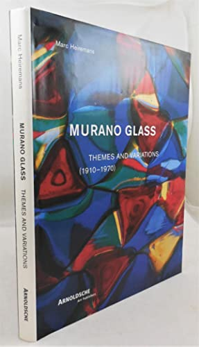 Murano Glass: Themes and Variations (1910-1970)