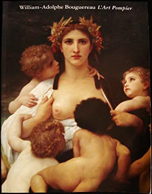 William-Adolphe Bouguereau L'Art Pompier