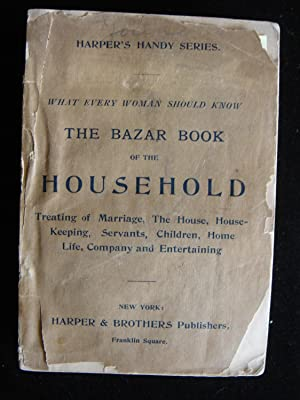 The Bazar Book of the Household