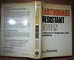 Earthquake resistant design. A manual for engineers and architects.