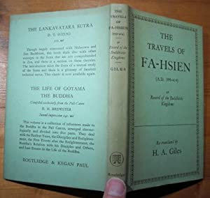The Travels of Fa-hsien (399-414), or Record: Fa-hsien: