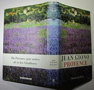 Provence. Texte gesmmelt und herausgegeben von Henri: Giono, Jean: