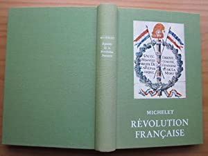 Épisodes de la Révolution Française. Choix des: Michelet, Jules:
