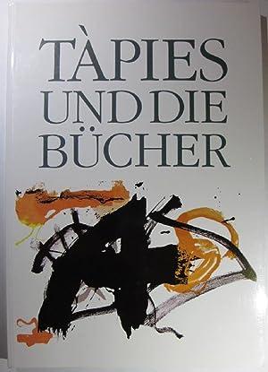 Tàpies und die Bücher. Els llibres de: Tàpies.- García, Josep-Miquel