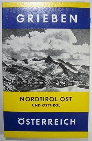 Nordtirol östlicher Teil Und Osttirol
