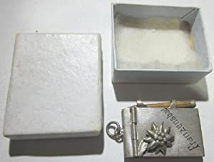Souvenir aus Franzensbad. Miniatur-Notizbuch.: Miniaturbuch.- Franzensbad.